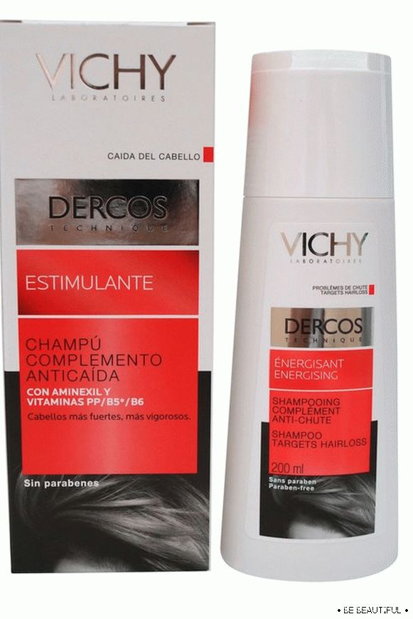 Vichy šampón Dercos Technique